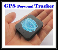 Hot sale Mini Personal Tracker for pet kids GPS SMS SOS Voic...