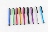 Wholesale 2000pcs Capacitive Touch Screen Stylus Ball Point Pen for iPad iPhone itouch