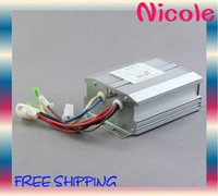 Wholesale New Bike Scooter V W Brush Motor Controller Electric BH0048