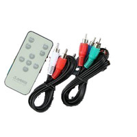 Wholesale 2013 Small remote control output line efficiency c430 c520c400hd c500hd digital set