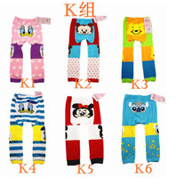 Wholesale new Baby Leggings BUSHA PP pants CUTE FACTORY SALE Japan toddler Tights pant YGF373G