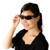 Wholesale Sunglasses DV Mobile Eyewear Recorder Spy Video Camera hidden Sun glass DVR