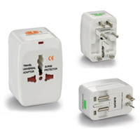 Wholesale All in one Universal WorldWide Travel Power Charger Adapter Plug AU UK US EU