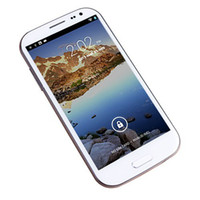"No Brand 5.0 Android Feiten H9500 N9500 S4 8GB ROM Version GT-i9500 MTK6589 Quad Core 1.2Ghz 5"" HD IPS 1280x720 Piexls(113090504)"