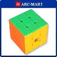 Wholesale 50pcs Dayan Guhong II Plus V2 x3 Speed Cube Color Stickerless CH039