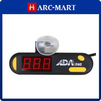Wholesale Aquarium Tank LED Digital Thermometer Meter Tester Submersible with Retail Package HK341