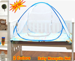 Baby Kid Toddler Child Infant Bed Crib Canopy Pop Up Mosquito Net Netting Play Tent Playpen House