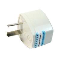 Wholesale 10pcs US UK EU to AU AC POWER PLUG ADAPTER TRAVEL CONVERTER