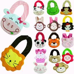 Wholesale Price of factory sales baby bibs Waterproof Feeding bib Animal model Towel bibs In Stock Designs