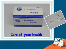 Wholesale Alcohol Prep Pad Pads Isopropyl PSK Survival Tools years expried date EMS