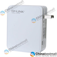 Wholesale TP Link TL WR720N Mbps b g n Wireless N Portable Mini AP Access Point WIFI Router