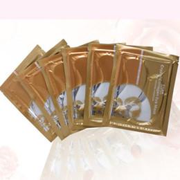 10 Pairs Crystal Collagen Eye Mask Sheet Pack Anti Wrinkle Moisture, Dark Circle ID:20130414004