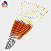 Wholesale 6pcs fishing floats fishing rod pole float new fishing tackle accessories top quality FYP20