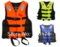 Wholesale Swimwear Life Safety Fishing Clothes Life Jacket Water Sport Survival Suit Suit Dedicated Life Vest