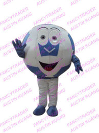 Soccer Ball Mascot Costume Soccer Football Mascot Costume Free Shipping