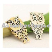Wholesale amp Playful Retro Owl Earrings E710 E711