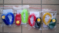 Wholesale Dog Pet Click Clicker Training Trainer Aid Wrist Strap Obedience Agility