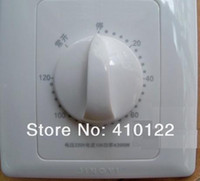 Wholesale 120 Minutes Digital Timer Mechanical Time Switch Relay Control Kitchen Socket