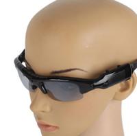 al por mayor cámara dvr gafas de sol dv-Hot Cam vidrios de Sun de la cámara DVR DV video surveille Videocámara Seguridad