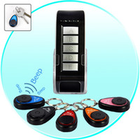 Wholesale 5 in Alarm Remote Wireless Key Finder Set with Transmitter and Receiver