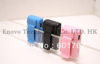 Wholesale Mini Mirror Clip MP3 C shape with TF card Sport Pod Player WIHTOUT SCREEN Lecteur Reproductor Leitor mp3