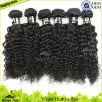 Factory Price Unprocessed 100% Virgin Russian Human Hair Cur...