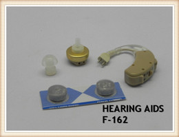 Wholesale Hot sale hearing aid F162 AIDS device invisible ITE CE ABS Sound Amplifier soft ear plug