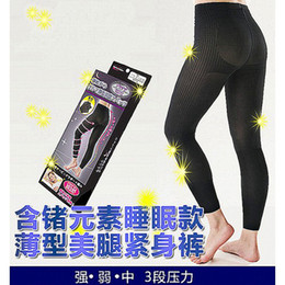 Wholesale Slimming Power Legging Sleeping Calorie Burn Pant Lift Body Shaper Pantyhose