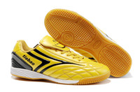 Wholesale New Style football shoes indoor soccer shoes colour size eur38