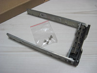 2.5'' Aluminum  2.5inch hot swap Hard Drive Tray Caddy for DELL server