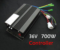 Cheap 36V 700W Electric Bike Controllers Ebike Parts Bicycle Controllers