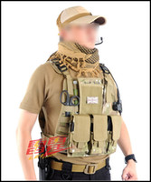 Wholesale Unorthodox cs ver5 vest swat fbi tactical vest