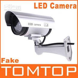 Wholesale Wireless Waterproof IR LED Surveillance Fake Dummy Camera S89