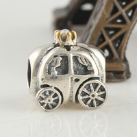 Wholesale europe bracelet small car marked ALE from yiwu made of sterling silver LW024 DIY jewellery