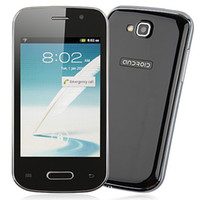 Wholesale Mini SC6820 Android OS inch dual card dual standby smart phone