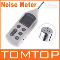 Wholesale dB Digital Sound Level Meter Decibel Logger Tester Noise Meter H4328