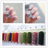 Wholesale Brand New quot CATE Ciate Caviar Nail Polish Nail art Decoration Kit to all world