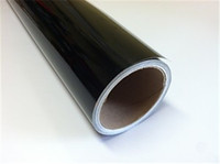 Wholesale Black gloss vinyl pvc material self adhesive on full body m gv m
