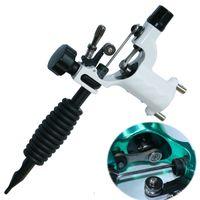 1 Piece Rotary Machine Liner & Shader Hot Sale!!! White Dragonfly Rotary Tattoo Machine Gun Shader Liner Tattoos Kit Supply