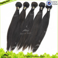 hot sale real 5A remy virgin russian hair