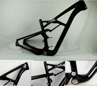 Wholesale Full Suspension Carbon Mountain Bike Frame ER MTB