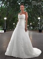 Strapless adorae wedding dress - New Bridal Adorae Slim A line gown with sweetheart neckline and corset closure Satin Strapless Wedding Dresses