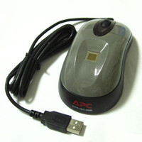 Wholesale APC BIOM34 BIOMETRIC BIOPOD USB Touch Biometric PASSWORD Fingerprint reader usb optical mouse CD