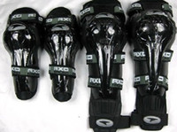 Wholesale Best price motorcycle thermal AXO elbow and knee protectors Black color