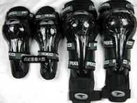 Wholesale High quality motorcycle thermal AXO elbow and knee protectors Black color