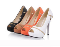 Women Stiletto Heel PU 2013 summer high-heeled shoes open toe sandals sexy nude women's shoes s0211552 60
