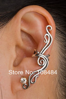 Wholesale silvery ear clip best selling Anaheim ear clip jewelry