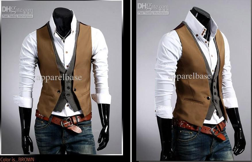 2013 New Fashion Mens Sleeveless Hoodie Jumper Vest from
