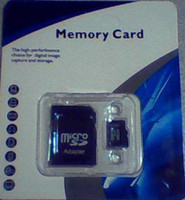 Wholesale new memory card gb CLASS TF Micro card adapter