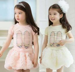 Wholesale Girls Short Sleeve T Shirt Fashion Cute Bowknot T Shirts Tee Shirt Summer Casual Princess Shirts